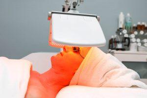 LED Light Skin Treatment