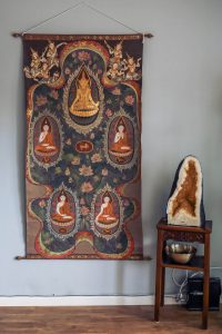 Waiting Room Tapestry